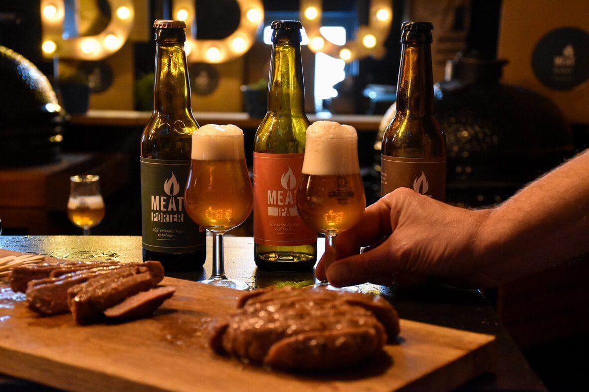Op de proef 4 - Een nieuw borrelassortiment, unieke rubs én ons eigen bier!