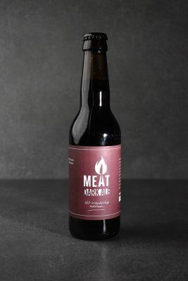 Meat Boutique Dark Ale bier