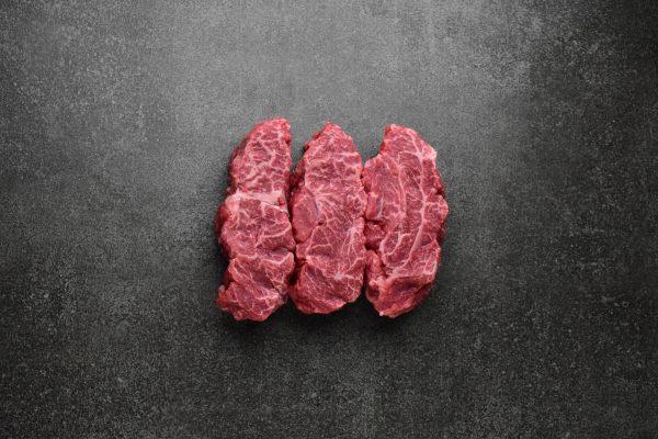 Spaanse Black Angus Flat Iron Steak