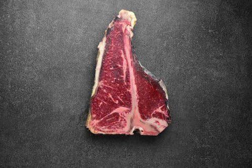 T-Bone Steak Simmentaler Dry Aged