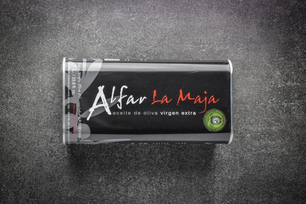 Spaanse Olijfolie virgen extra Alfar La Maja 1L